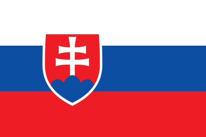 Slovaška - Art Circle.