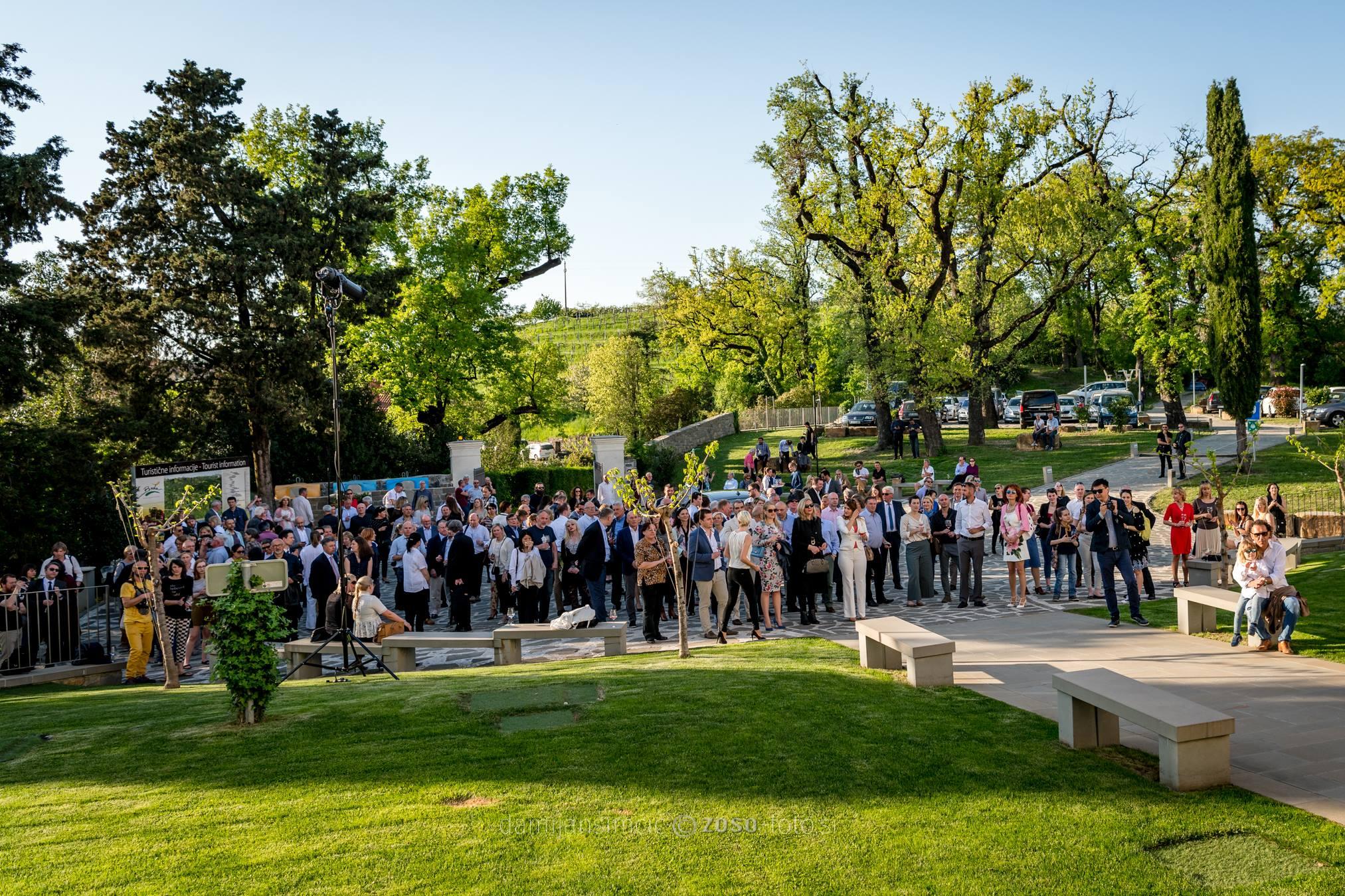 Odprtje Razstave Art Circle 2018