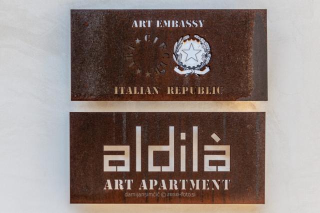 Italija - Aldila