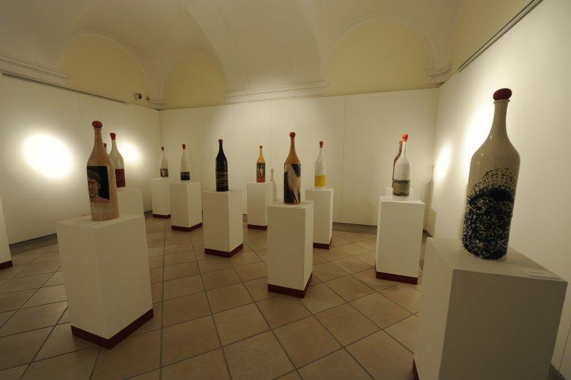 Gorica, Italija - razstava keramike