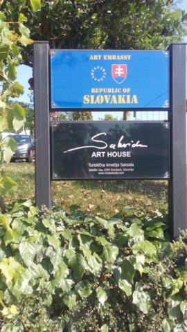 SLOVAŠKA - Saksida